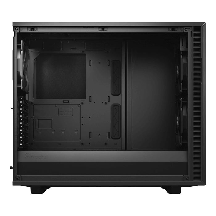 Define 7 Light Tempered Glass, No PSU, E-ATX, Grey Mid Tower Case