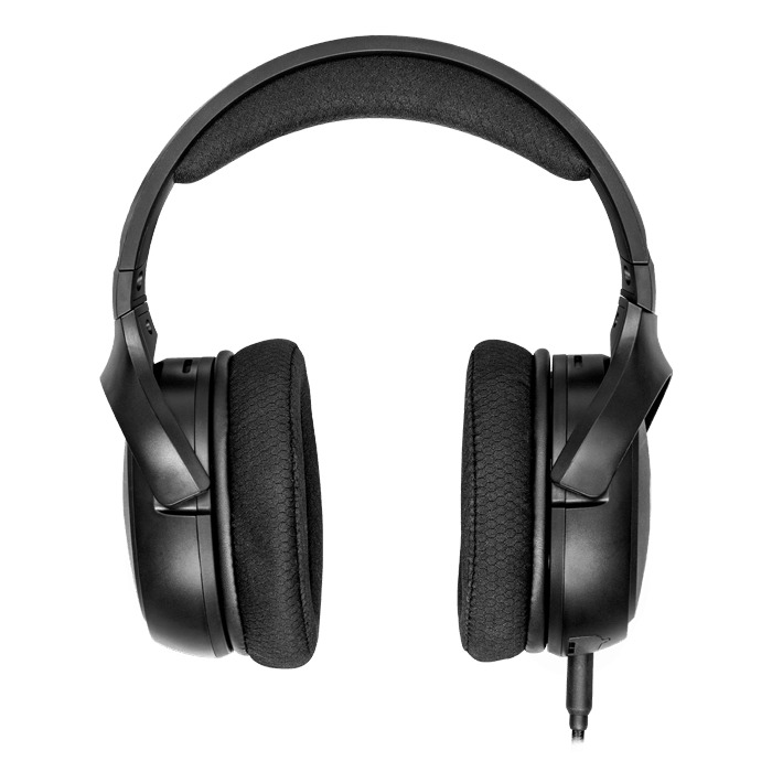 MH-630, 3.5mm, Black, Gaming Headset