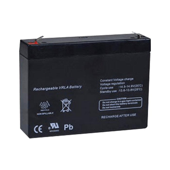 Replacement Back-up Battery for E-16D (UL model or non-UL models dated 4/7/20 or later)