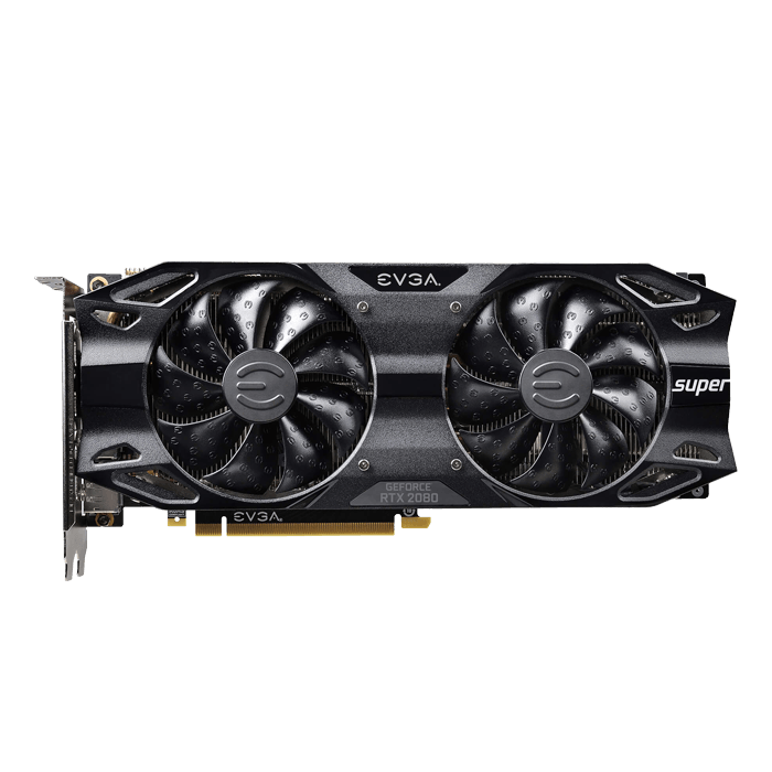 GeForce® RTX 2080 SUPER™ KO GAMING, 1650 - 1815MHz, 8GB GDDR6, Graphics Card