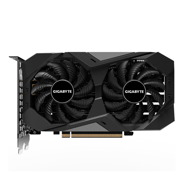 GeForce® GTX 1650 D6 WINDFORCE OC 4G, 1485 - 1710MHz, 4GB GDDR6, Graphics Card