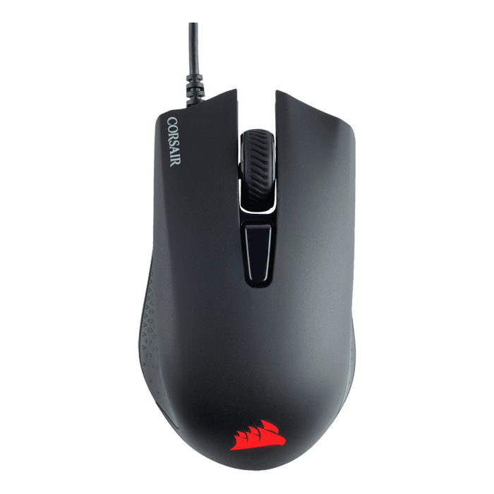 HARPOON RGB PRO, 12000dpi, Wired USB, Black, Optical Gaming Mouse