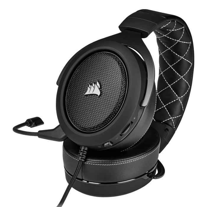 HS60 PRO, 7.1 Surround Sound, Wired 3.5mm, Carbon, Gaming Headset