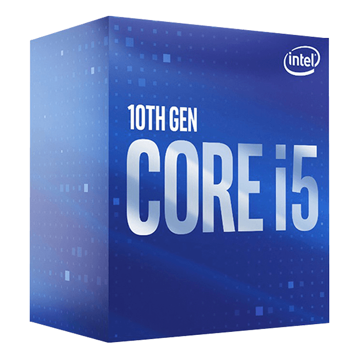 Core™ i5-10400 6-Core 2.9 - 4.3GHz Turbo, LGA 1200, 65W TDP, Retail Processor
