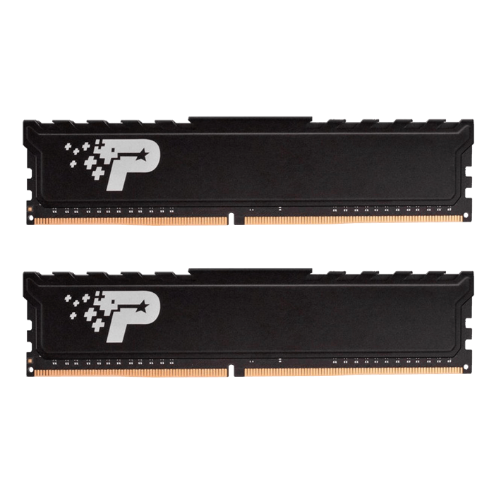 32GB Kit (2 x 16GB) Signature Premium Line DDR4 3200MHz, CL22, Black, DIMM Memory