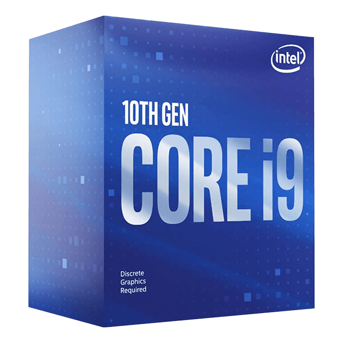 Core™ i9-10900F 10-Core 2.8 - 5.2GHz Turbo, LGA 1200, 65W TDP, Retail Processor