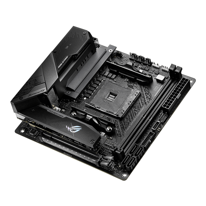 ROG Strix B550-I Gaming, AMD B550 Chipset, AM4, DP, Mini-ITX Motherboard