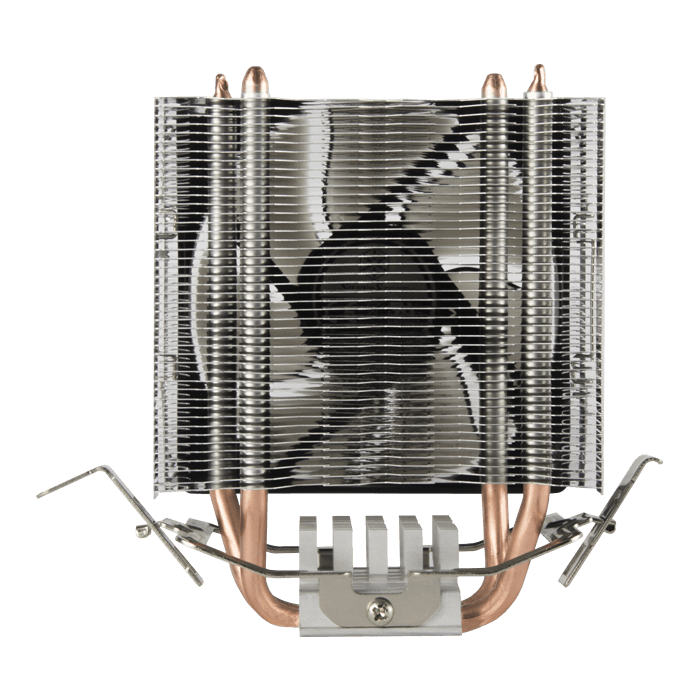 KR03, 125mm Height, 65W TDP, Copper/Aluminum CPU Cooler