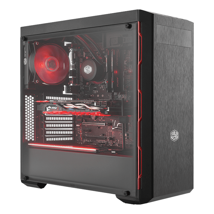 AMD B550 Budget Gaming Desktop