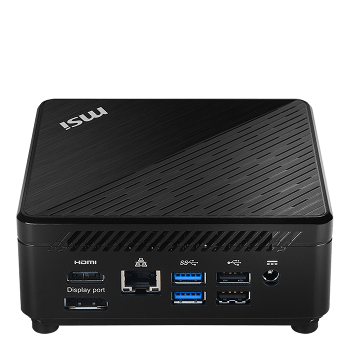 MSI Cubi 5 10M-207US Ultra Small PC