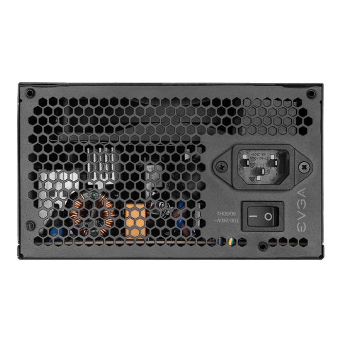 600 BA, 80 PLUS Bronze 600W, No Modular, ATX Power Supply