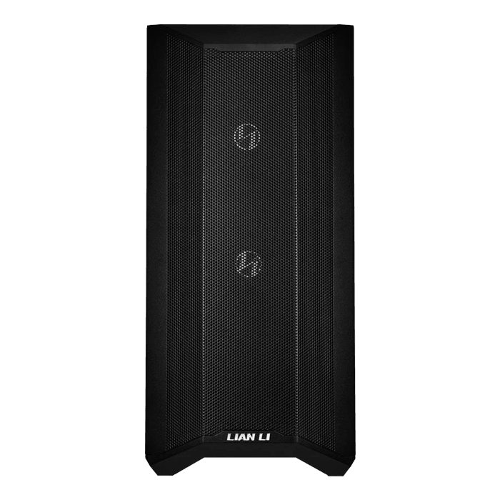 LANCOOL II MESH PERFORMANCE Tempered Glass, No PSU, E-ATX, Black, Mid Tower Case