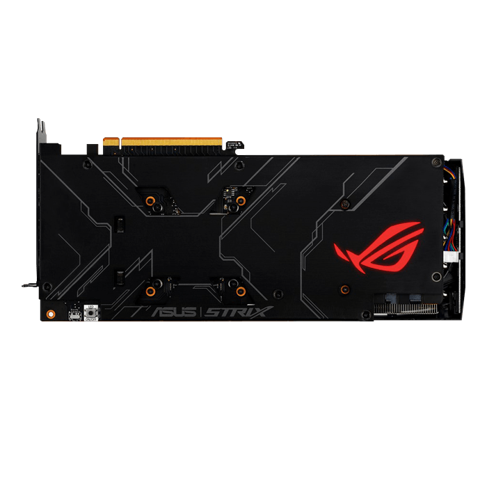 Radeon™ RX 5600 XT ROG Strix Top 6G Gaming, 1375 - 1770MHz, 6GB GDDR6, Graphics Card