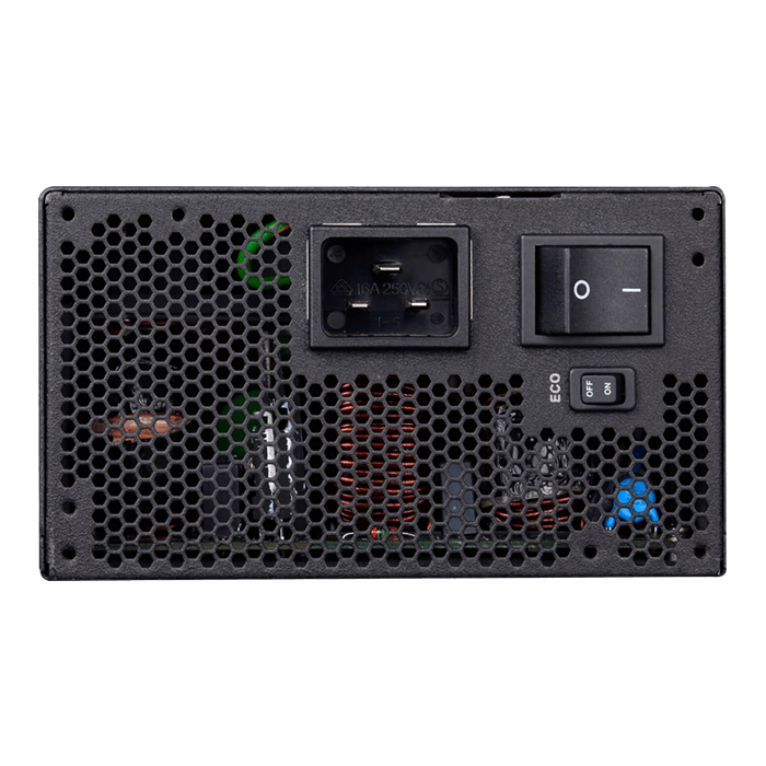 1300 G+, 80 PLUS Gold 1300W, ECO Mode, Fully Modular, ATX Power Supply