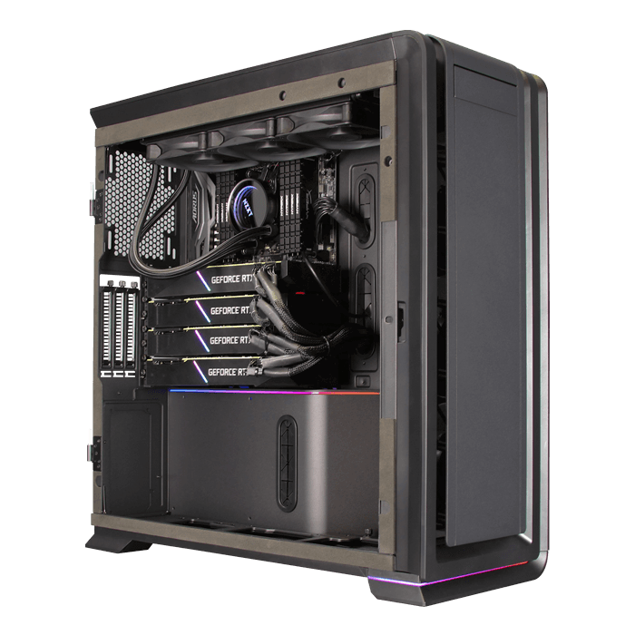 Deep Learning Tower Workstation PC