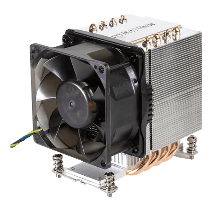 A19, 110mm Height, 165W TDP, Copper/Aluminum CPU Cooler