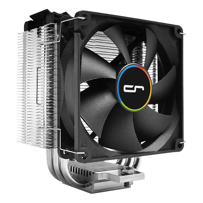 M9i, 124.6mm Height, 120W TDP, Copper/Nickel CPU Cooler