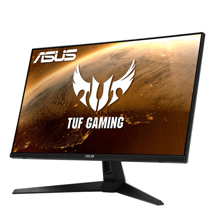 "TUF Gaming VG27AQ1A 27"", 2K WQHD 2560 x 1440 IPS LED, 1ms, 170Hz, G-SYNC, Black, HDR10 LCD Gaming Monitor"