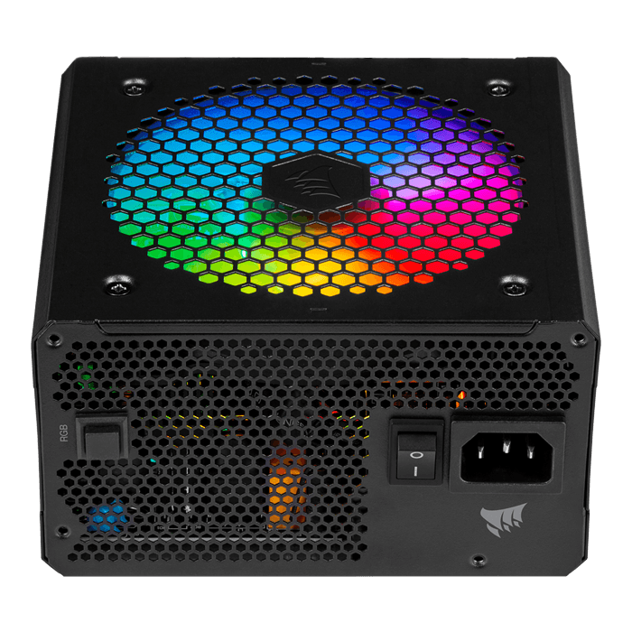 CX550F RGB, 80 PLUS Bronze 550W, Fully Modular, ATX Power Supply