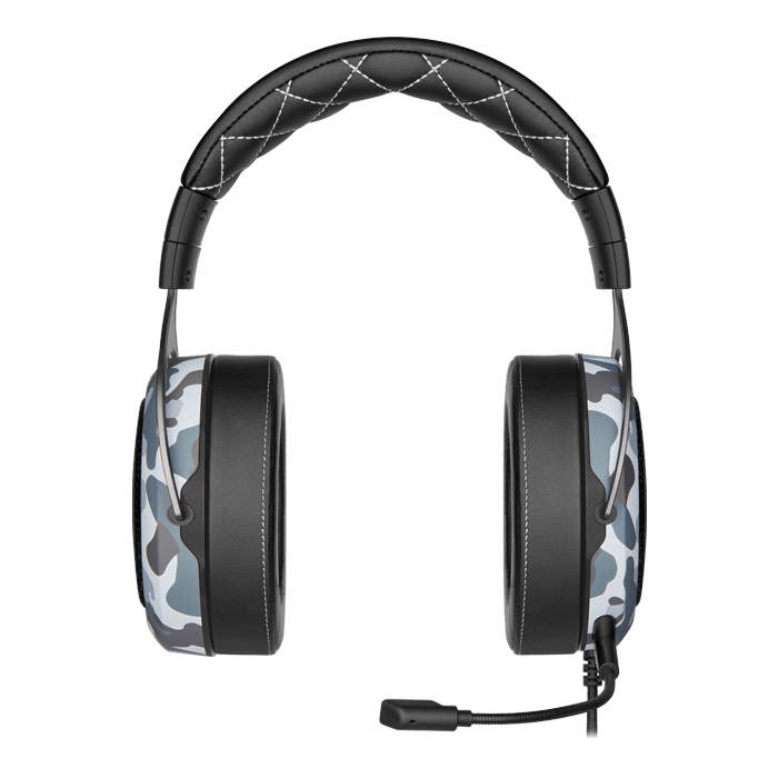 HS60 HAPTIC Stereo, Wired USB, Camo, Gaming Headset