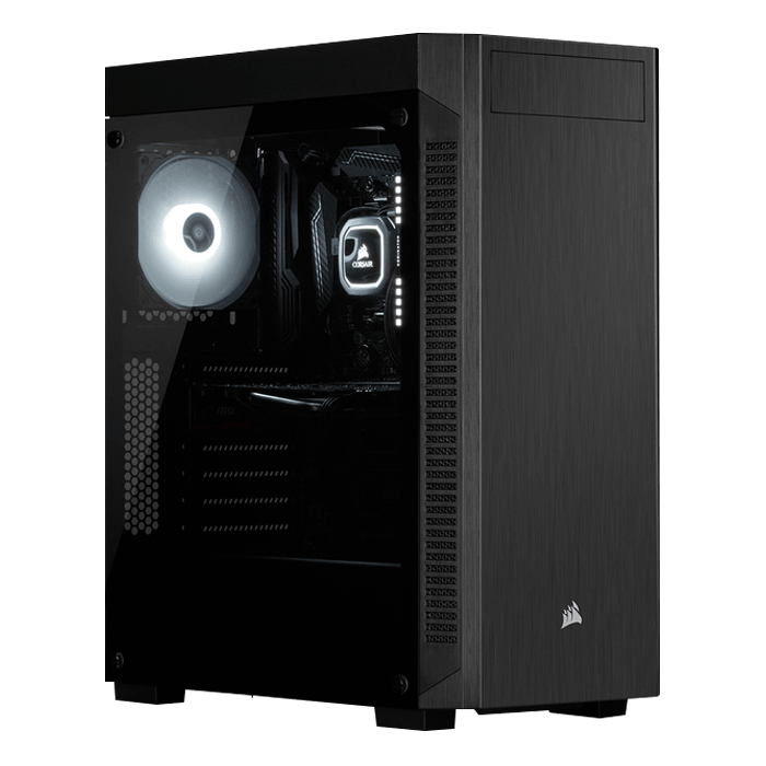 AMD B550 WD Gaming PC