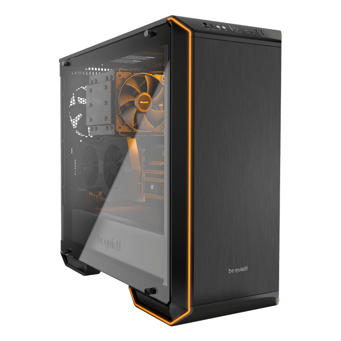 AMD X570 WD Quiet Gaming PC