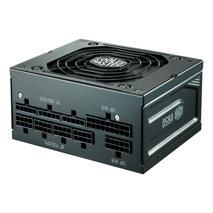 V650 SFX GOLD, 80 PLUS Gold 650W, Fully Modular, SFX Power Supply