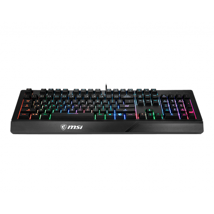 VIGOR GK20, Wired USB, Black, Gaming Keyboard