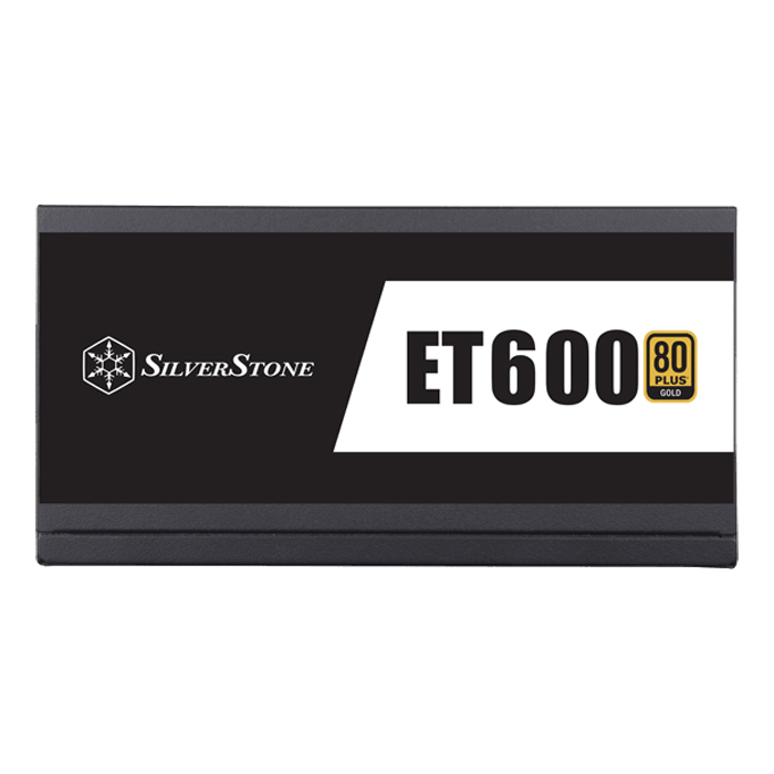 ET600-MG, 80 PLUS Gold 600W, Fully Modular, ATX Power Supply