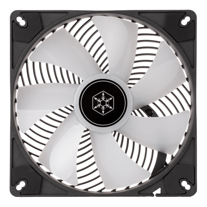 Air Penetrator 140i 1 x 140mm, ARGB LEDs, 2000 RPM, 73.48 CFM, 41.3 dBA, Cooling Fan