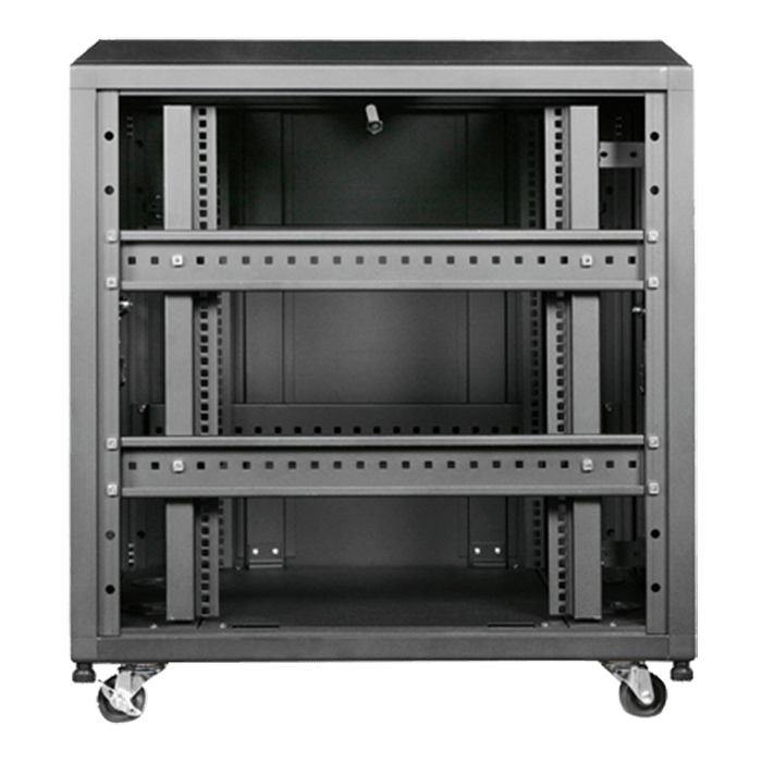 WN158, 15U, 800mm Depth, Rack-mount Server Cabinet