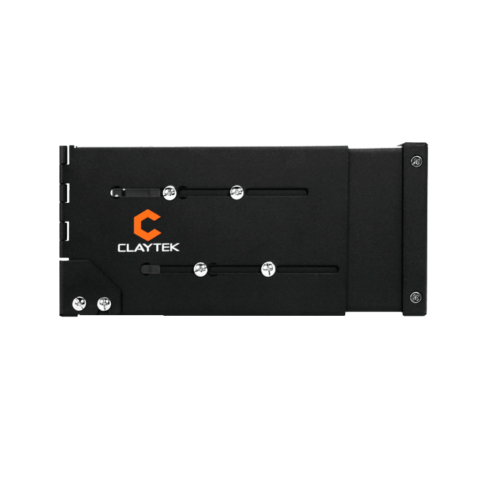 WOW-320, 3U, Wallmount Rack for Patch Panels or Hubs/Routers Rackmount Equipment