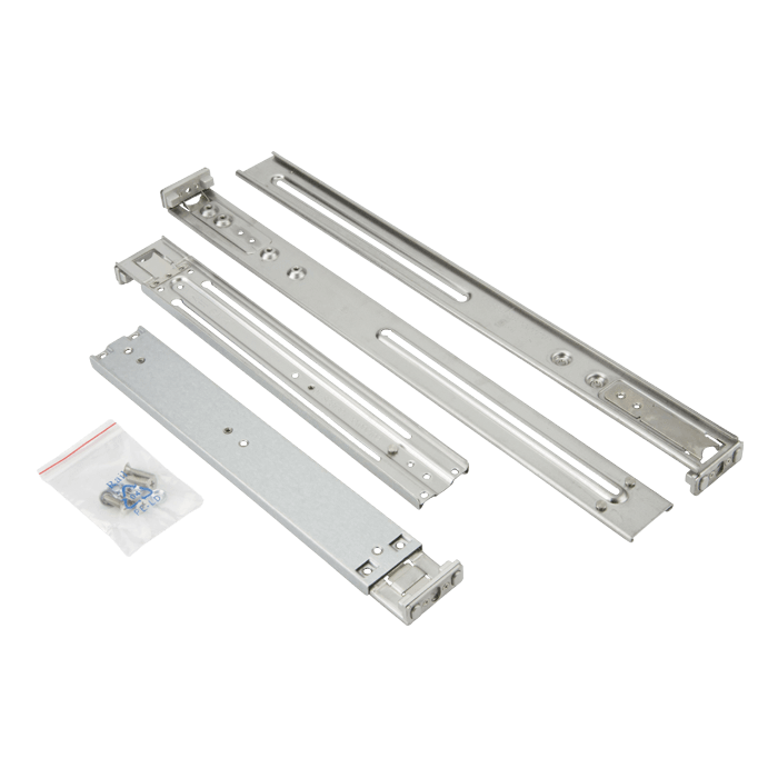 1U Rackmount Rail Kit for SC512F/ 515 /  813 / 813M /  814 /  815 / 816 / 818 / 819 / 808 / 809 / 113 / 113M Chassis