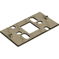 Socket 1207 CPU Cooler Mounting Backplate