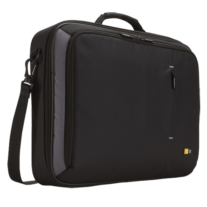 "VNC-218B-LACK 18.4"", Dobby Nylon, Black, Bag Carrying Case"