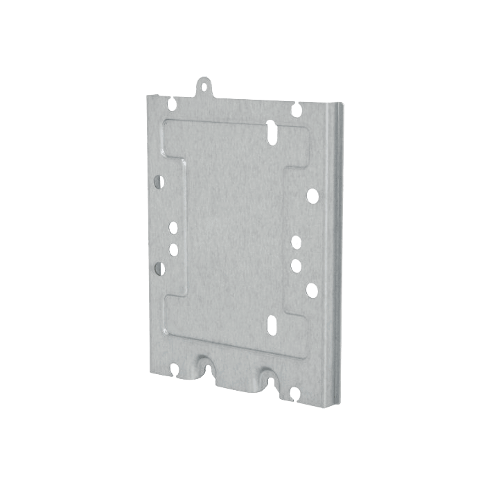 "Internal drive tray for one 3.5"" HDD or two 2.5"" HDD"