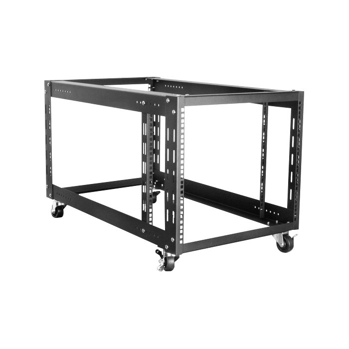 WOS-990, 9U, 900mm, Open Frame Rack