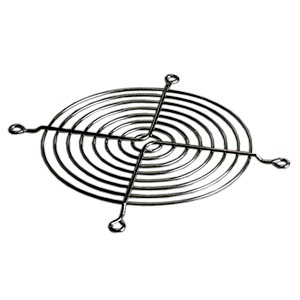 120mm Fan Guard, 1pc, Chromed