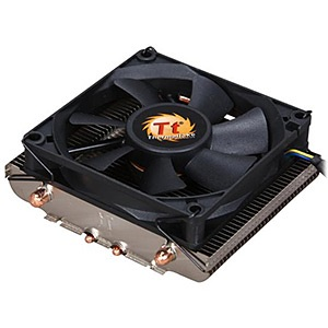 SlimX3 CLP0534, 36mm Height, 75W TDP, Copper/Aluminum CPU Cooler