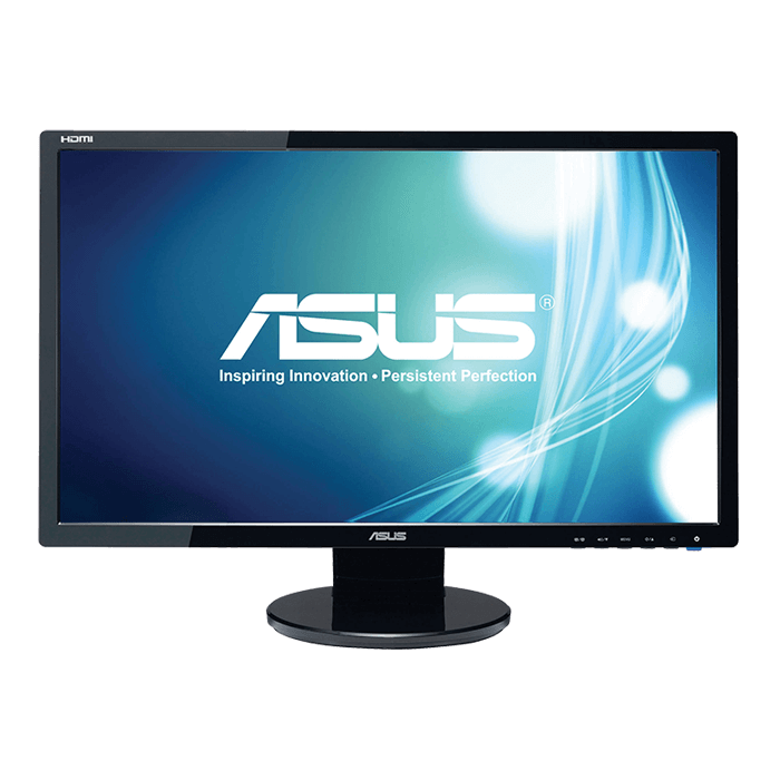 "VE228H 21.5"", Full HD 1920 x 1080 TFT WideScreen LED, 5ms, Black LCD Monitor"