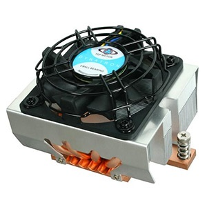 "A6 Socket G34 LGA1944 Active 2U CPU Cooler, 4.1"" Mounting Pitch, 5500 RPM, 2 Ball Bearing, Aluminum/Copper"