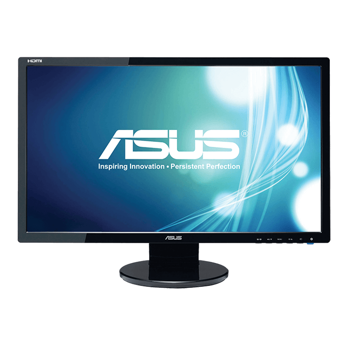 "VE248H 24"", Full HD 1920 x 1080 TFT WideScreen LED, 2ms, Black LCD Monitor"