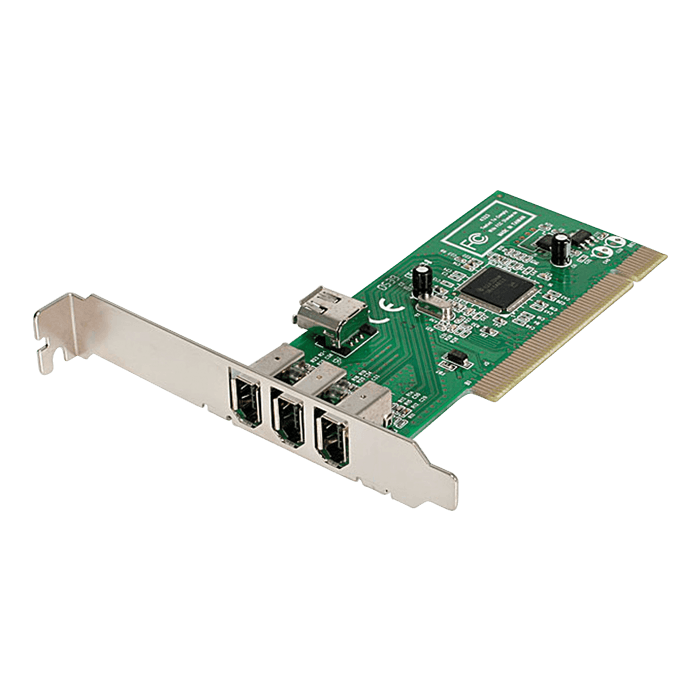 PCI1394MP 3-port IEEE-1394/FireWire Card, PCI