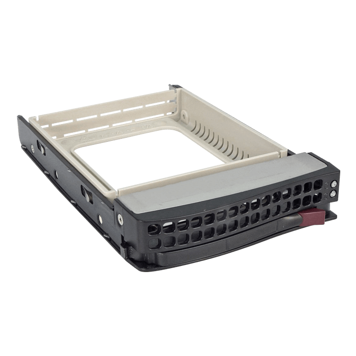 "MCP-220-00075-0B - Supermicro Hot-Swap Hdd Tray W/ Hollow-Panned Dummy 1 x Total Bay 1 x 3.5"" Bay"