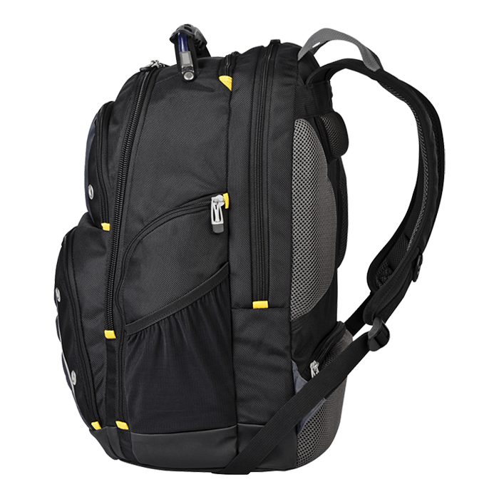 "Drifter II 16"", Black-Gray, Backpack Carrying Case"