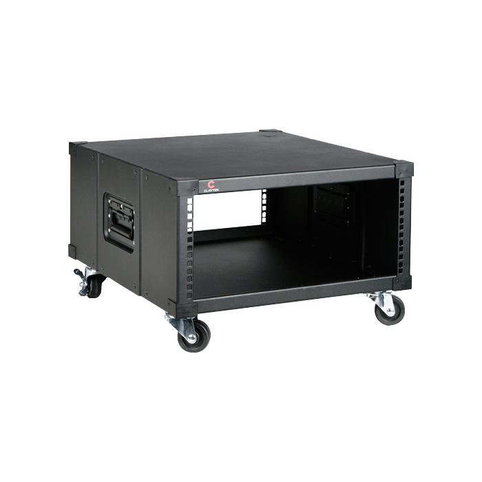 WD-460, 4U, 600mm Depth, Simple Server Rack