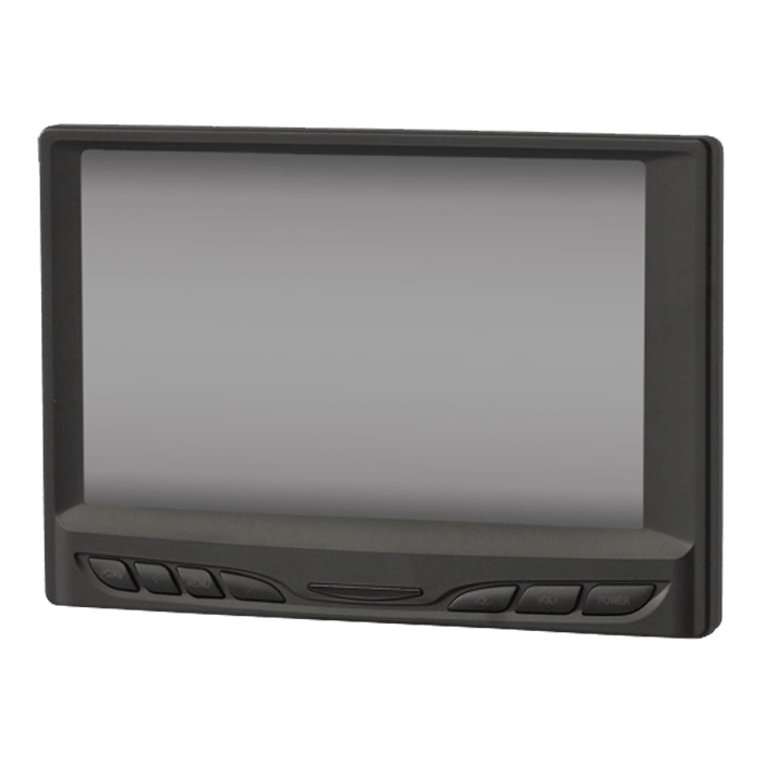 "7"" Touch Screen LCD"