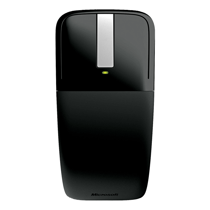Arc Touch, 1000dpi, Wireless USB, Black, Optical Mobile Mouse