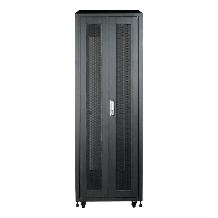 WN3610-EX, 36U, 1000mm Depth, Rack-mount Server Cabinet With Widened Mounting Posts