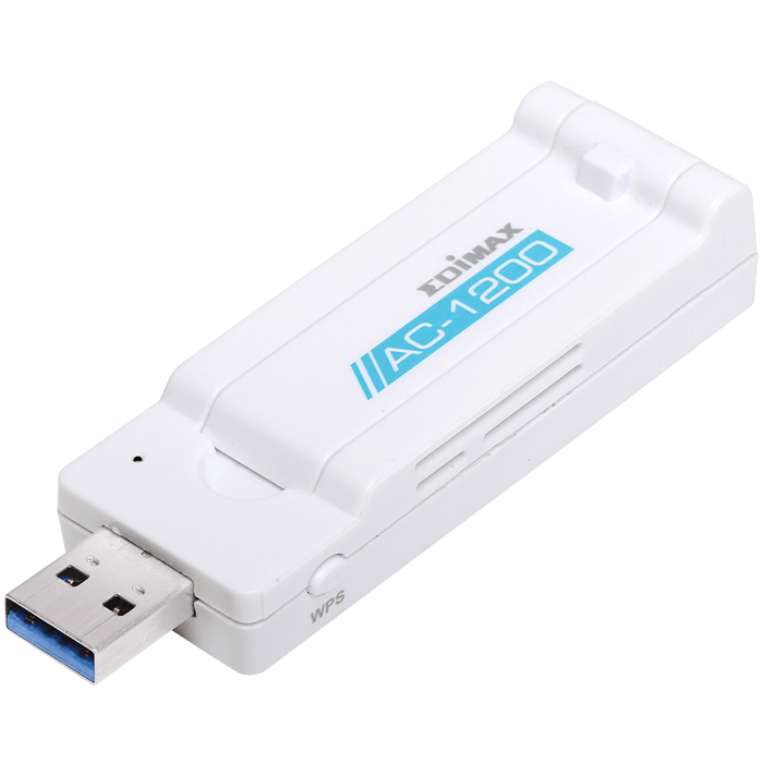 EW-7822UAC, External, Dual-Band 2.4 / 5GHz, 300 / 867 Mbps, USB, Wireless Adapter